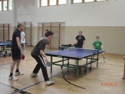 Tischtennis: Vereinsme...