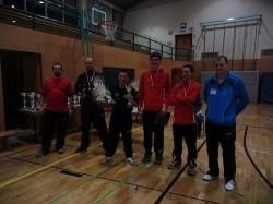 Tischtennis: Landesmei...