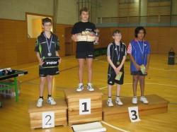 Tischtennis Lukas Pich...