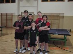 Tischtennis...