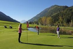 Direkt am 18-Loch Golf...