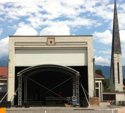 Bühnendach Festplatz A...