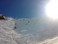 Snowboardkurs ausserha...