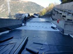 Isolierarbeiten mit PV...