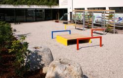 Schulhof Marling, 2012...