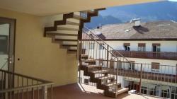 Treppenkonstruktion...