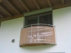 Französischer Balkon...
