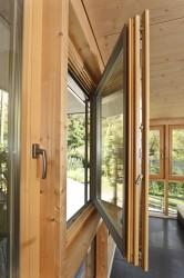 Holz-Alu Fenster...