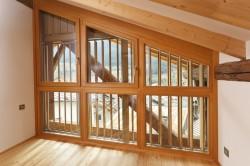 Holz-Fenster...