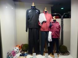 Sportbekleidung...